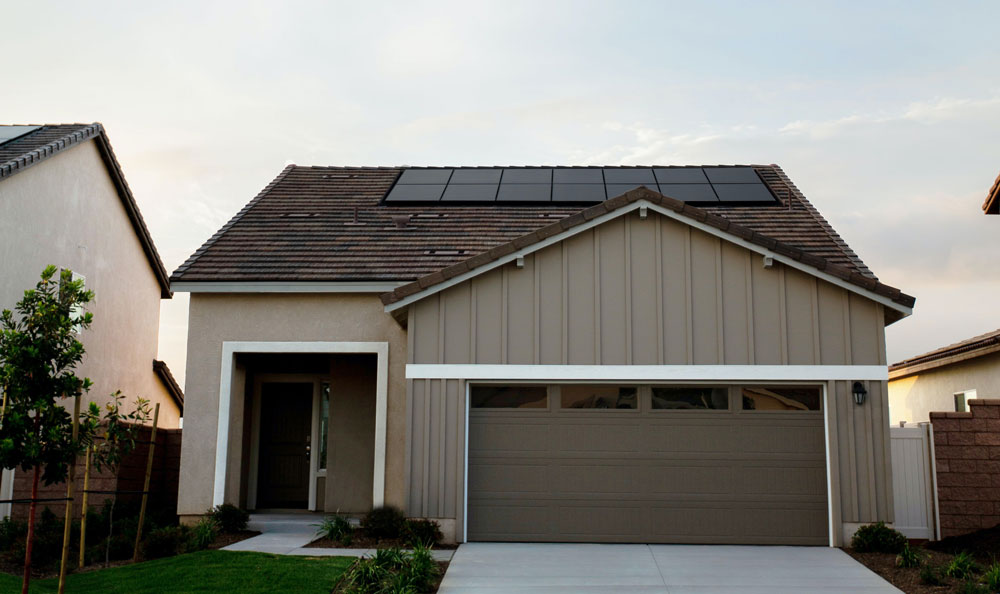 Photovoltaik Anlage Haus