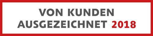 Dachdecker und Spengler: Von Kunden ausgezeichnet 2018