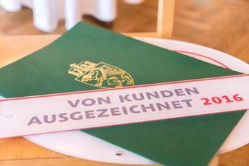 Urkunde Dachdecker Spengler Steiermark