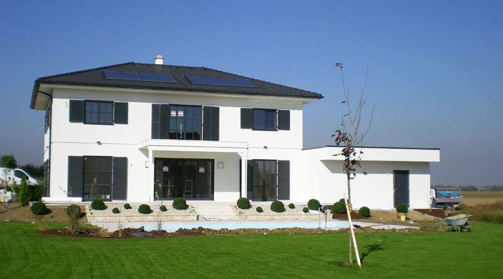 Photovoltaikanlage Haus