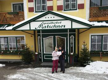 Hotel Matschner Gewinnspiel