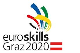 Logo Euroskills 2020 Graz