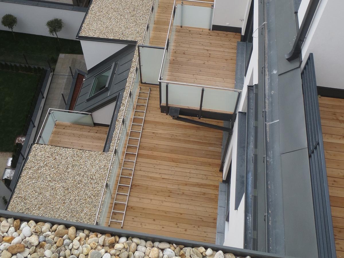 Balkonabdichtung / Terrassenabdichtung Dachdecker, Spengler & Fassaden Zidek
