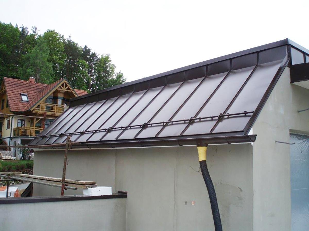 Bauspenglerarbeiten Spengler, Flachdach, Fassade Hölzlsauer - GU