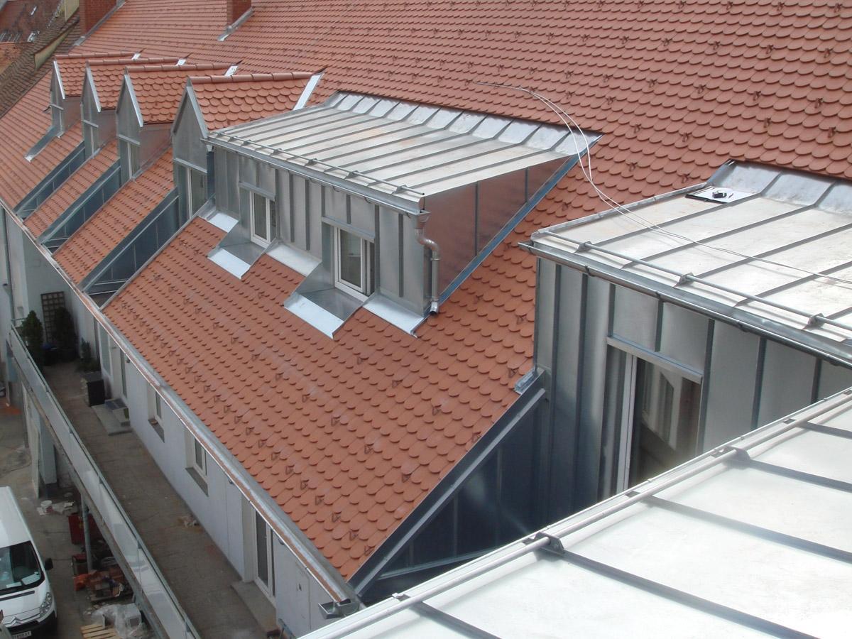 Bauspenglerarbeiten Dachdecker & Spengler Klammler - Passail