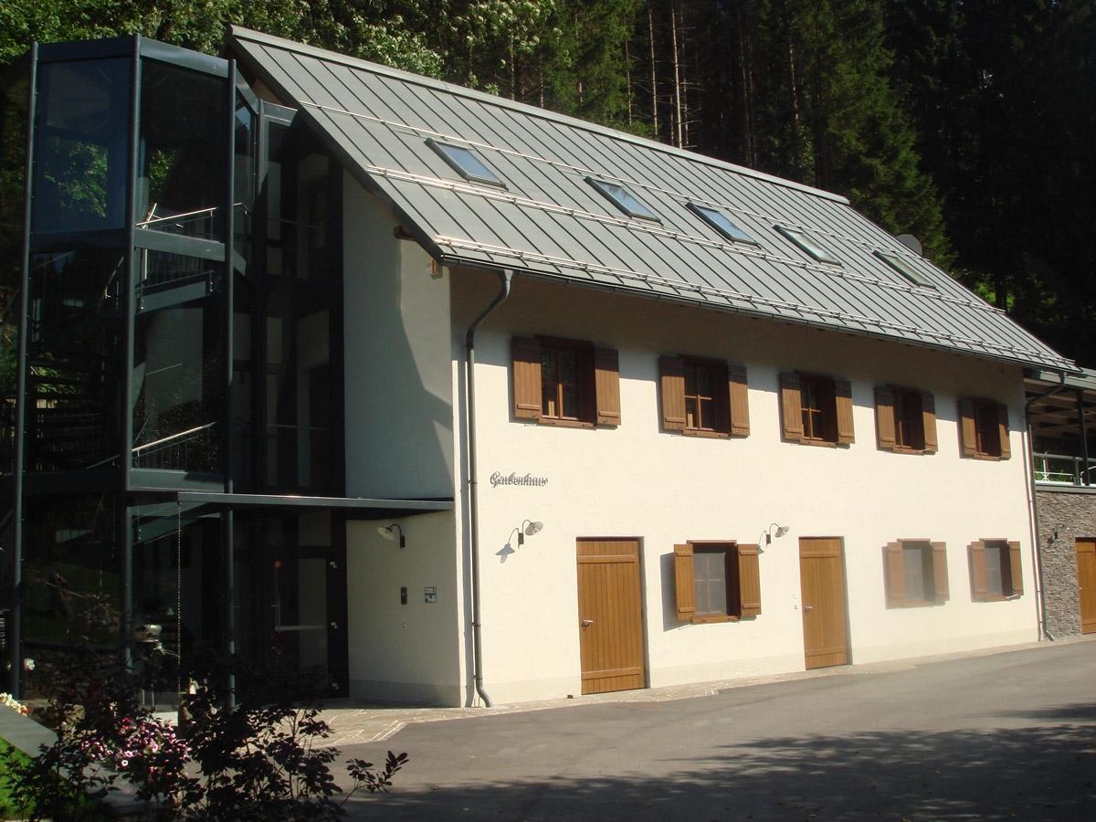 Blechdach Dachdecker & Spengler Klammler - Passail