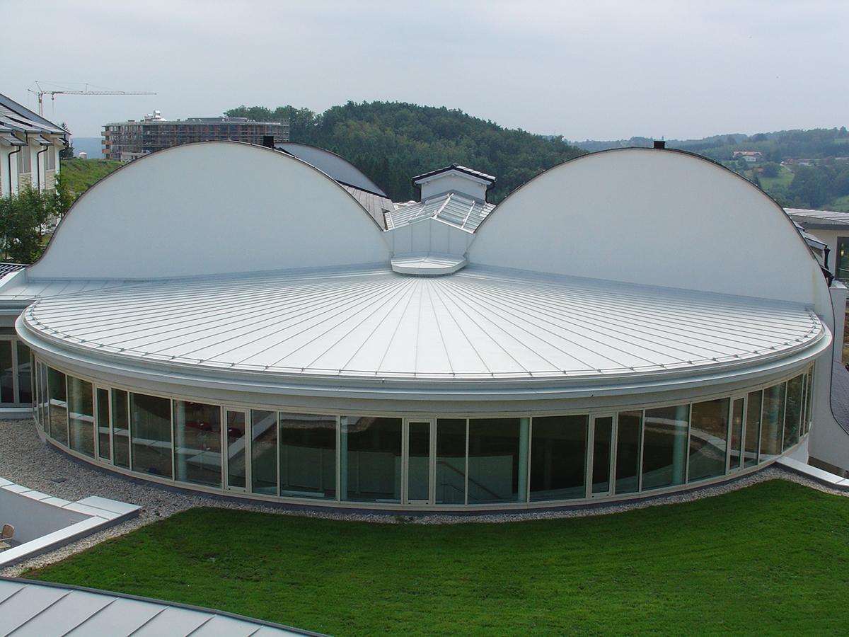 Blechdach Dachdecker, Spengler & Fassaden Zidek