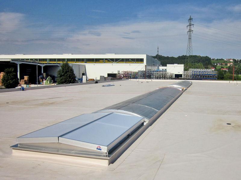 Dachflächenfenster Dachdeckerei & Spengler Sajowitz Leoben