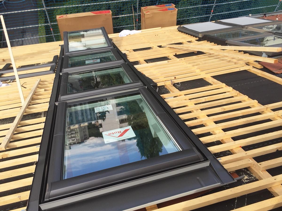Dachflächenfenster Dachdecker & Spengler Schiftner - Graz
