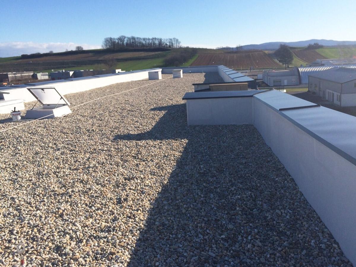 Dachflächenfenster Spengler und Bauwerksabdichter WHS - Gleisdorf