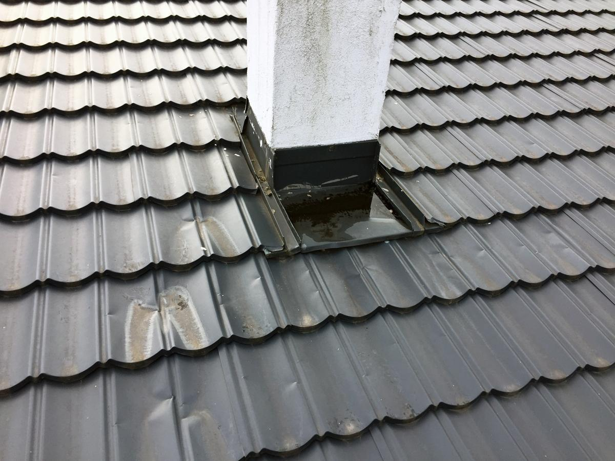 Dachkontrolle Dachdecker, Spengler Salamon & Scherr - Paldau