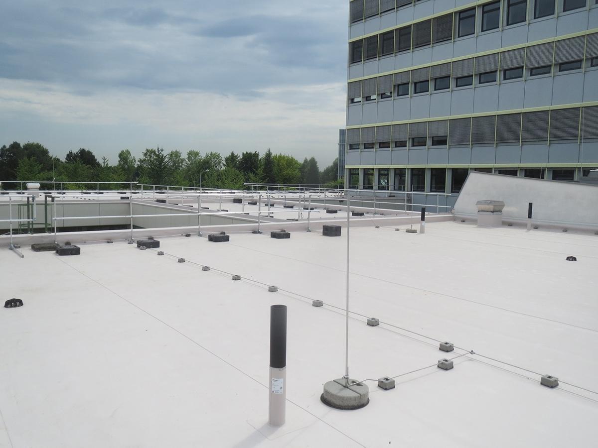 Dachsanierung Dachdecker, Spengler & Fassaden Zidek