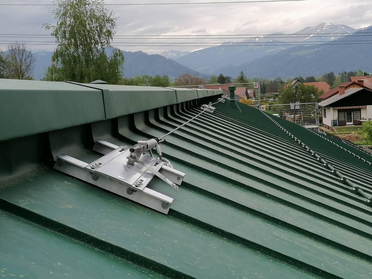 Dachsicherheitssysteme Dachdecker & Spengler Steinbauer Judenburg