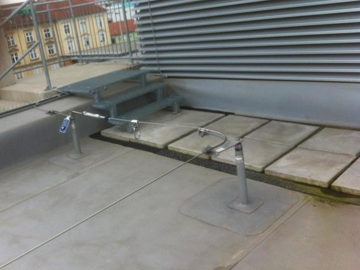 Dachsicherheitssysteme Spengler und Bauwerksabdichter WHS - Gleisdorf