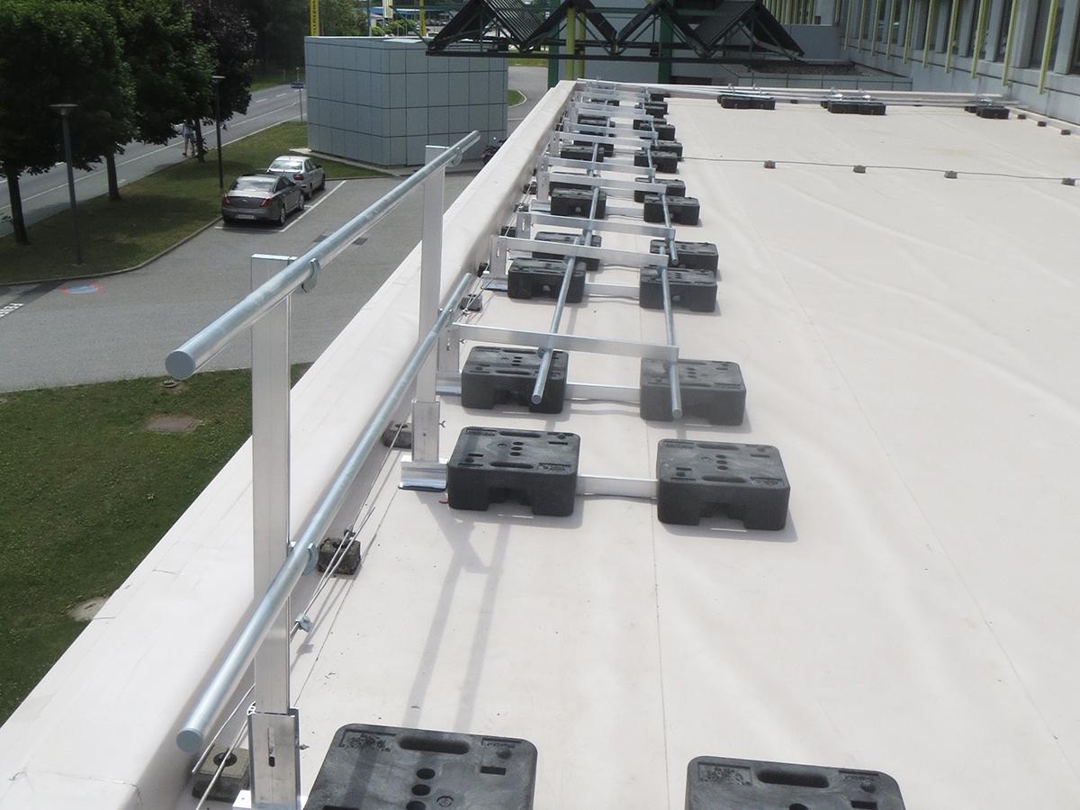 Dachsicherheitssysteme Dachdecker, Spengler & Fassaden Zidek