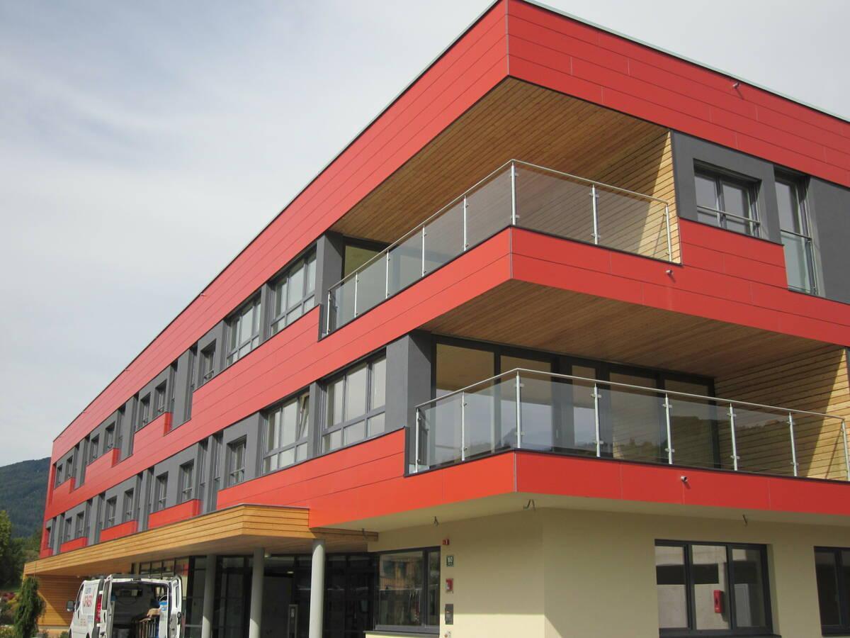 Fassade Dachdecker & Spengler Steinbauer Judenburg