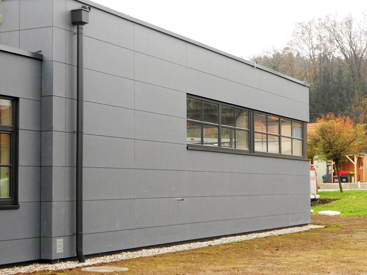 Fassade Dachdecker & Spengler Herk