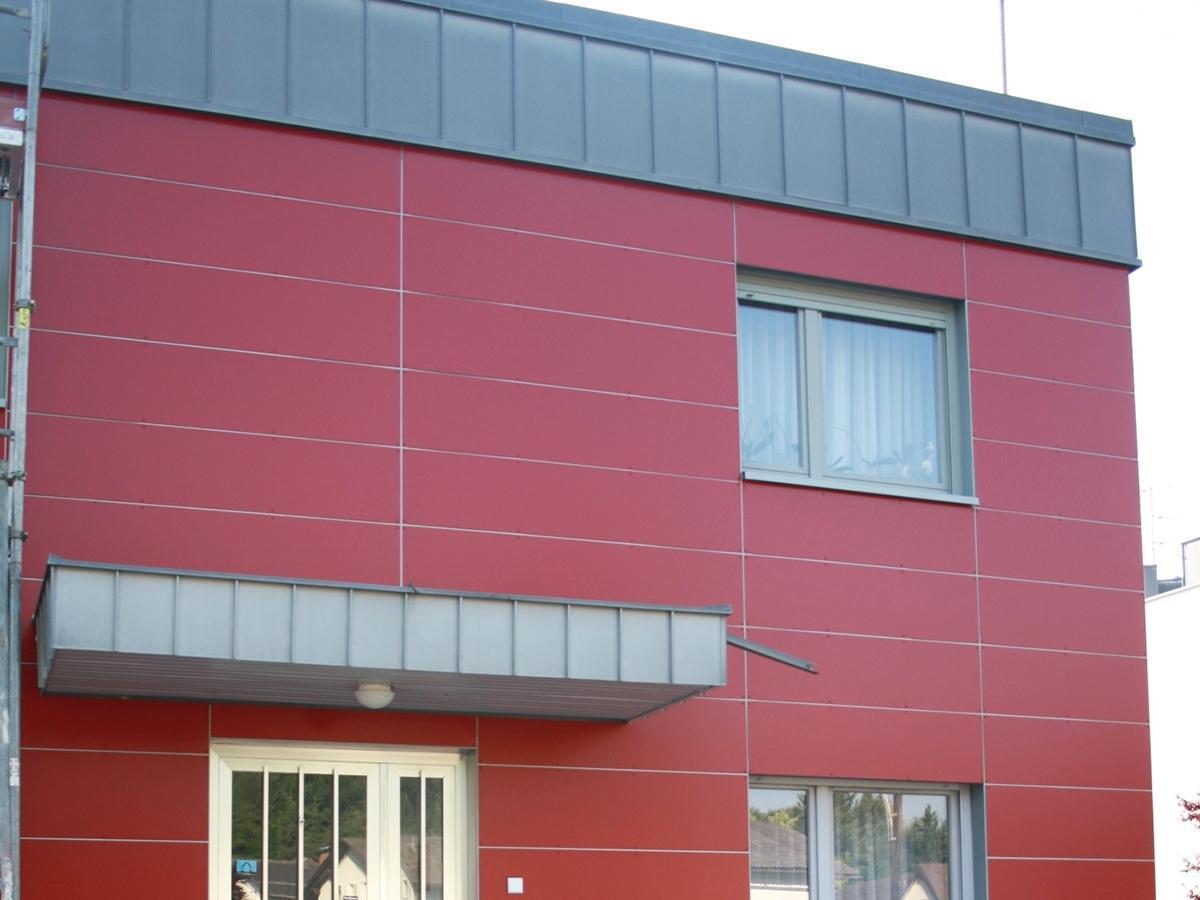 Fassade Dachdecker & Spengler Kocher - Graz