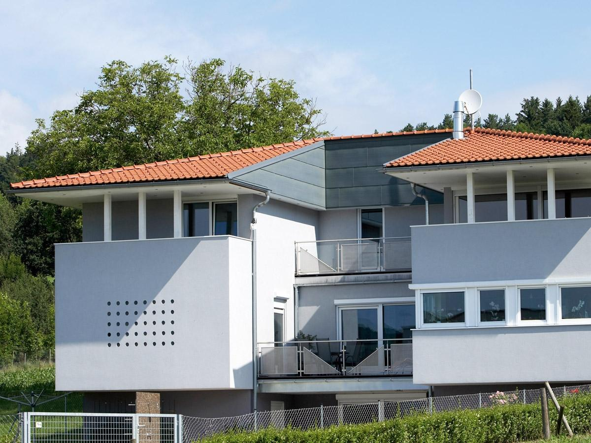 Fassade Dachdecker & Spengler Schabauer - Graz