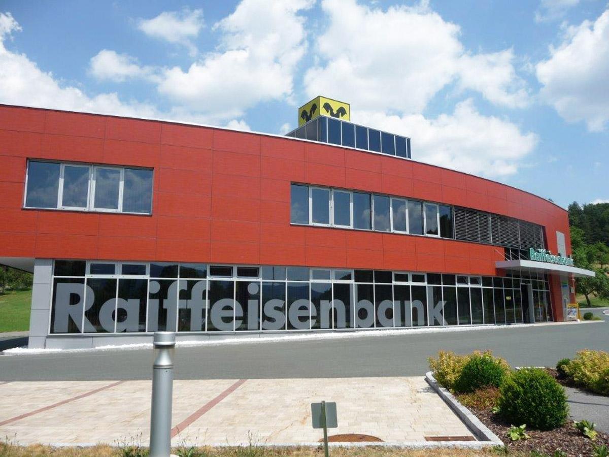 Fassade Spengler & Dachdecker Almer - Pöllau