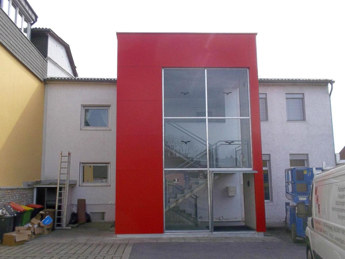 Fassade Spengler und Bauwerksabdichter WHS - Gleisdorf