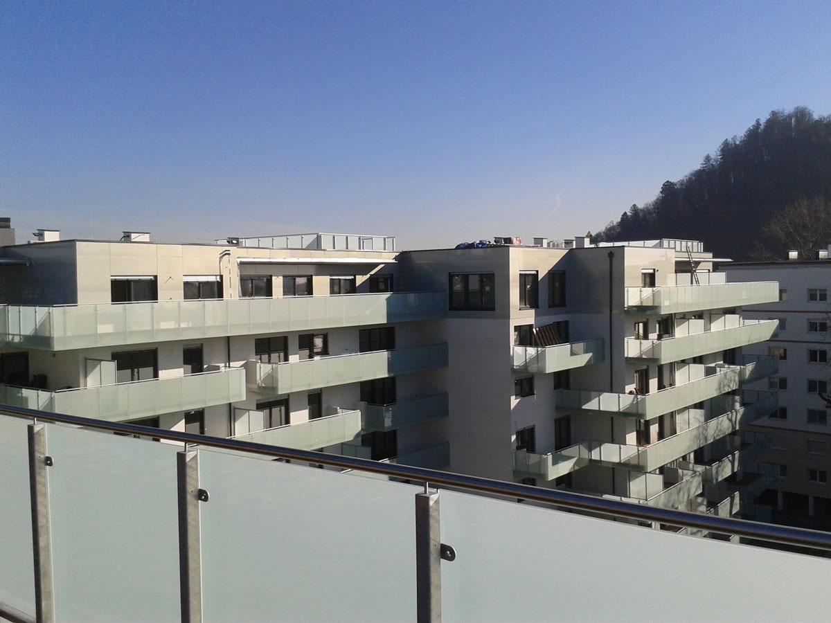 Flachdach Spenglerei und Schlosserei Fladischer - Graz