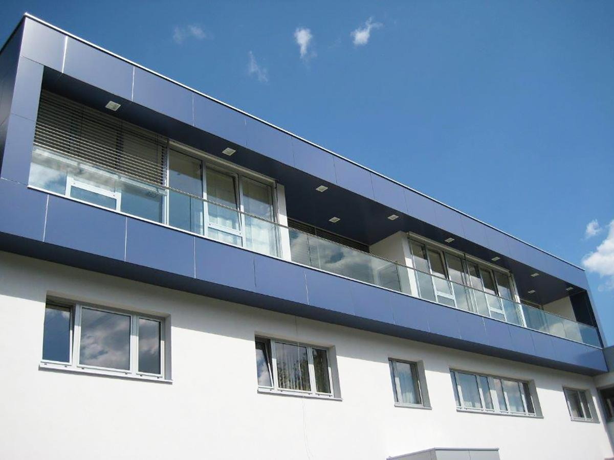 Fassade Dachdecker & Spengler Altenburger - Leibnitz