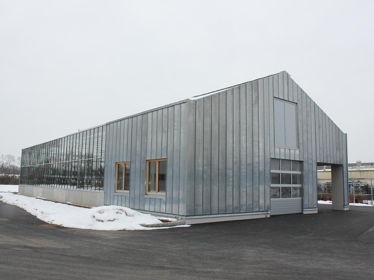 Fassade Dachdecker, Spengler und Bauwerksabdichter Hochegger - Hartberg