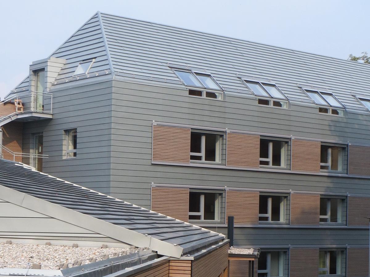 Fassade Dachdecker, Spengler & Fassaden Zidek