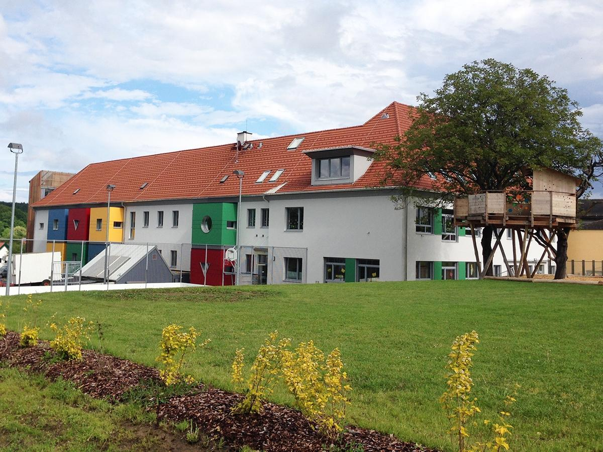 Fassade Spenglerei & Bauwerksabdichtung Grollegg - Grafendorf