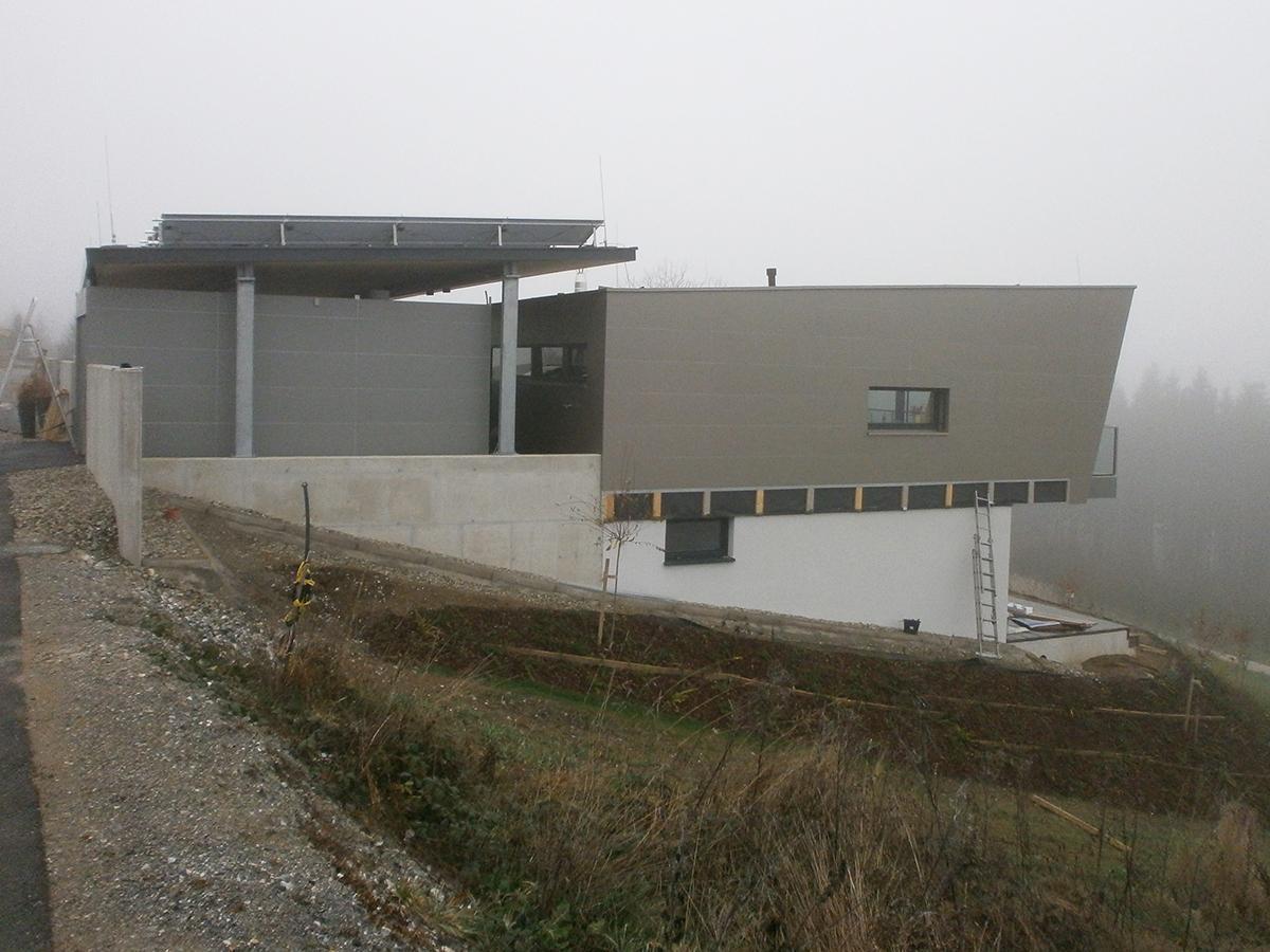 Flachdach Dachdecker & Spengler Bau & Dach - Graz