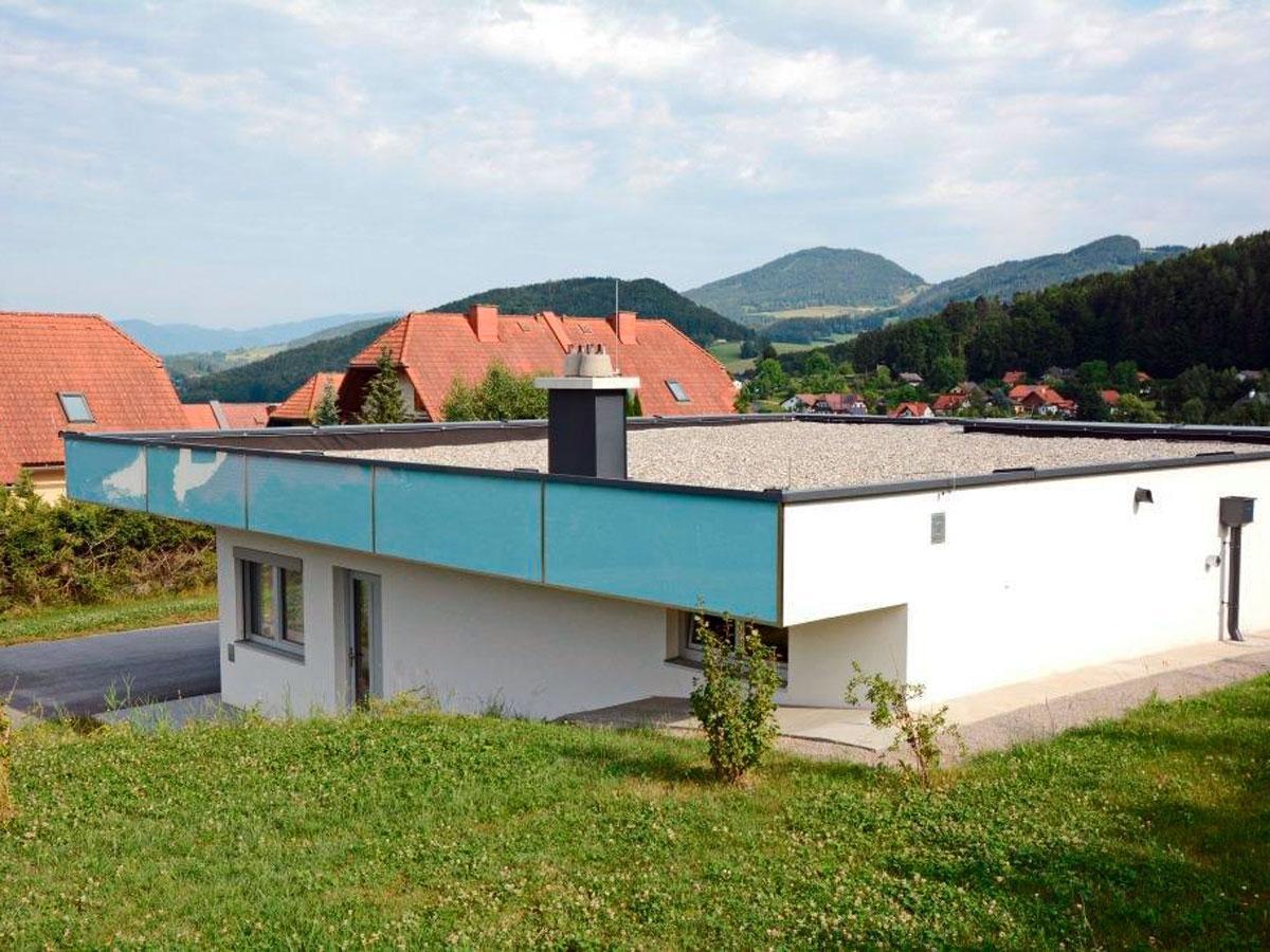 Flachdach Dachdecker & Spengler Eisenberger - GU