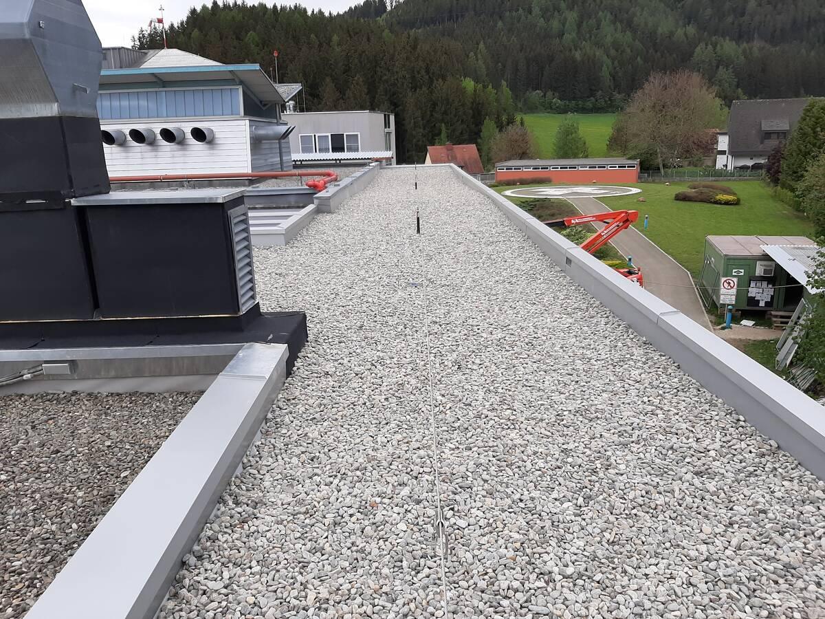 Flachdach Dachdecker & Spengler Steinbauer Judenburg