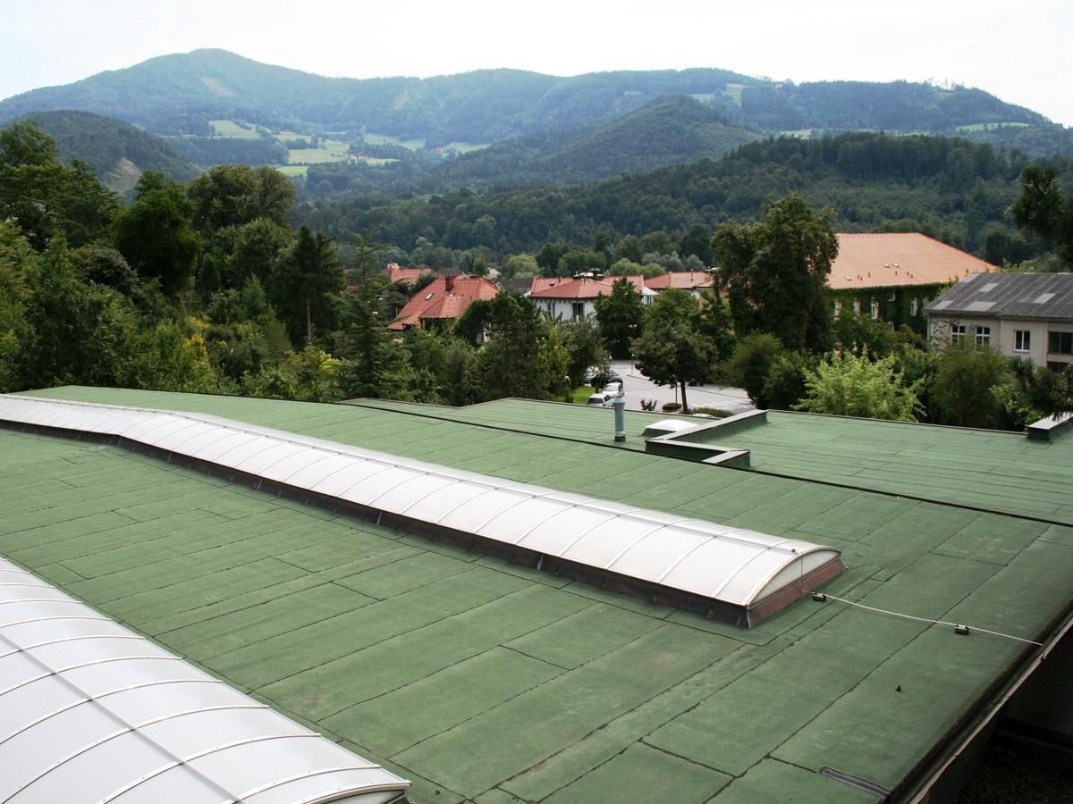 Flachdach Dachdecker & Spengler Fischer - Graz