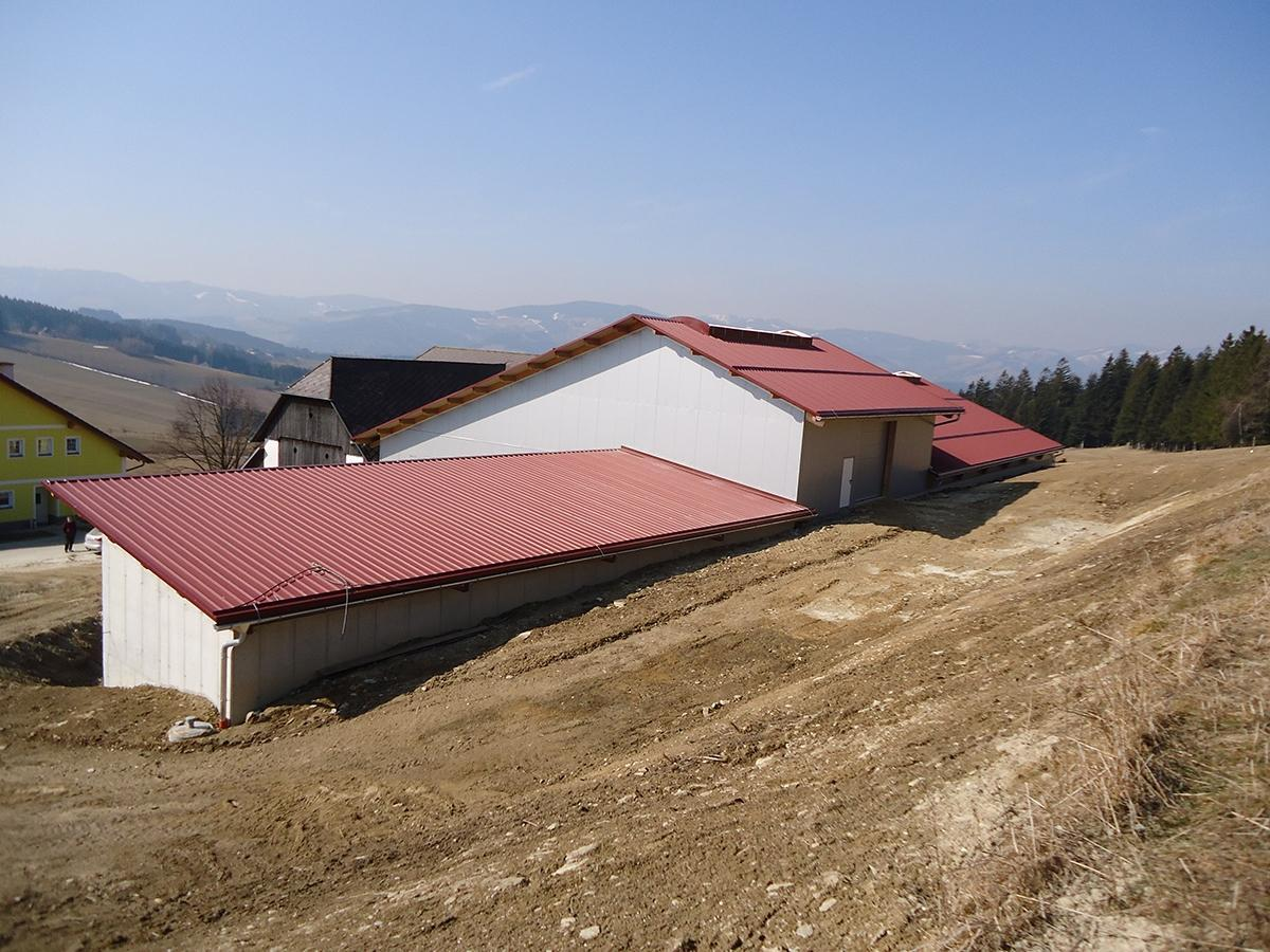 Flachdach Dachdecker, Spengler und Bauwerksabdichter Hochegger - Hartberg