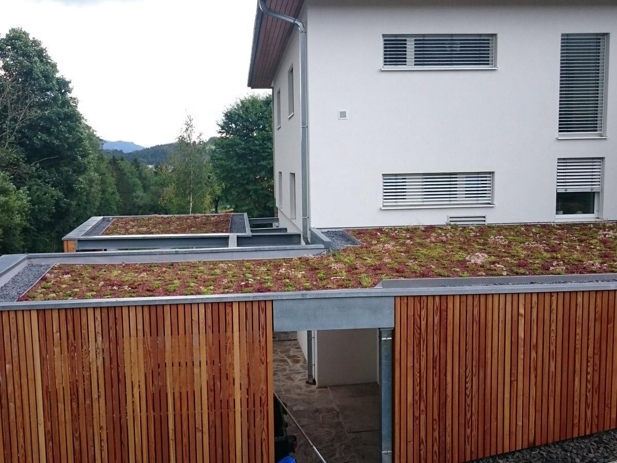 Gründach Dachdecker & Spengler Klammler - Passail