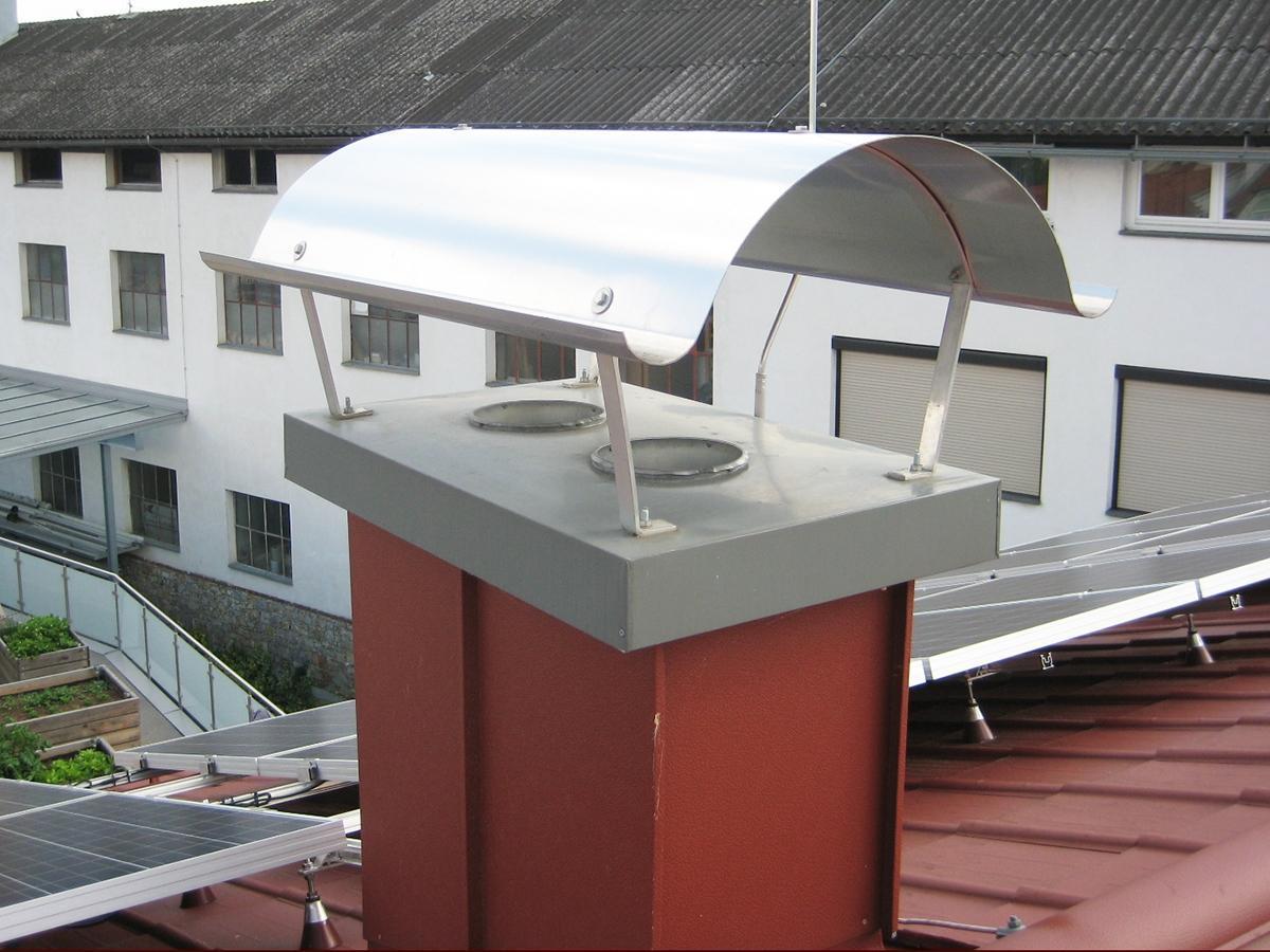 Kamindach Spenglerei & Glaserei Raischauer - Weiz
