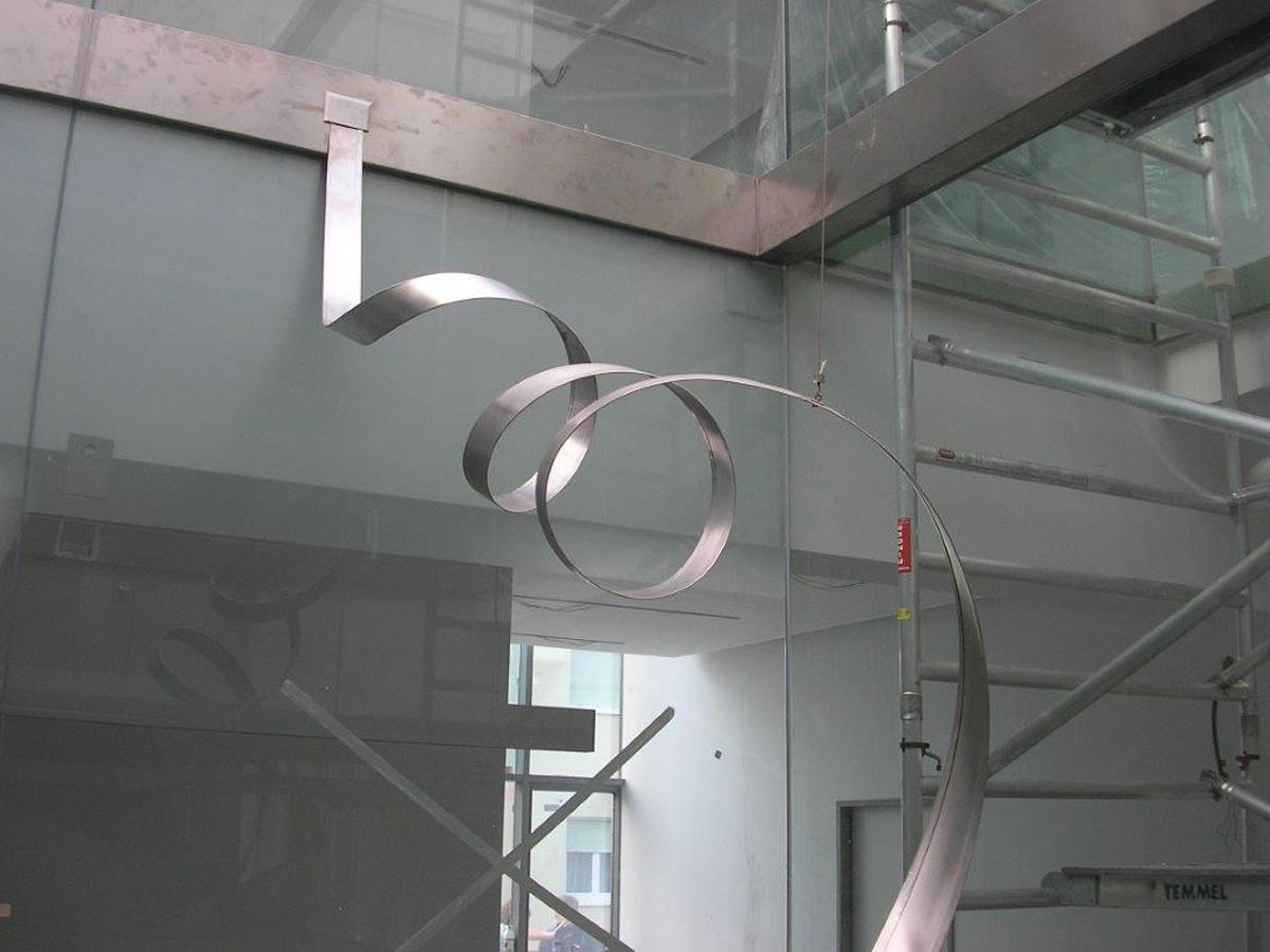 Kunstspenglerei Spengler, Flachdach, Fassade Hölzlsauer - GU