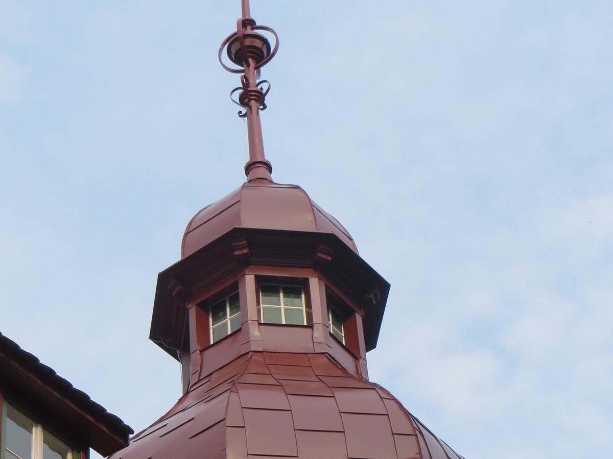 Kunstspenglerei Dachdecker, Spengler & Fassaden Zidek