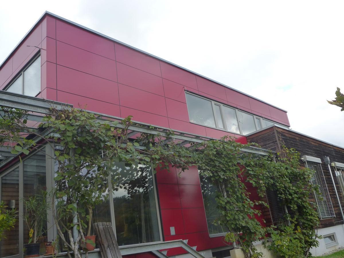 Fassade Dachdecker & Spengler Rathkolb - GU