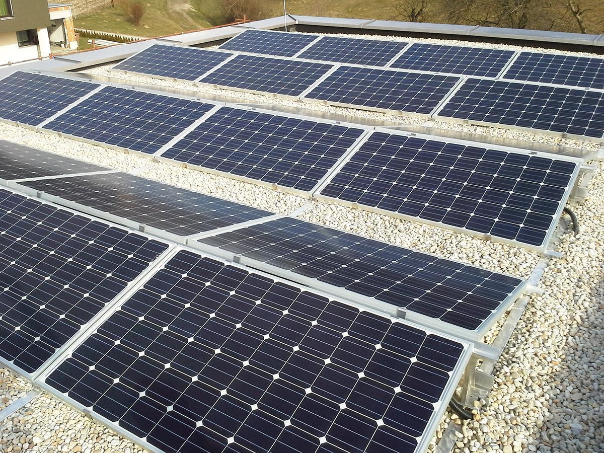 Photovoltaik Spenglerei & Bauwerksabdichtung Grollegg - Grafendorf