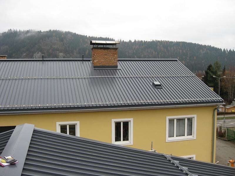 Profilbleche Dachdecker & Spengler Steinbauer Judenburg