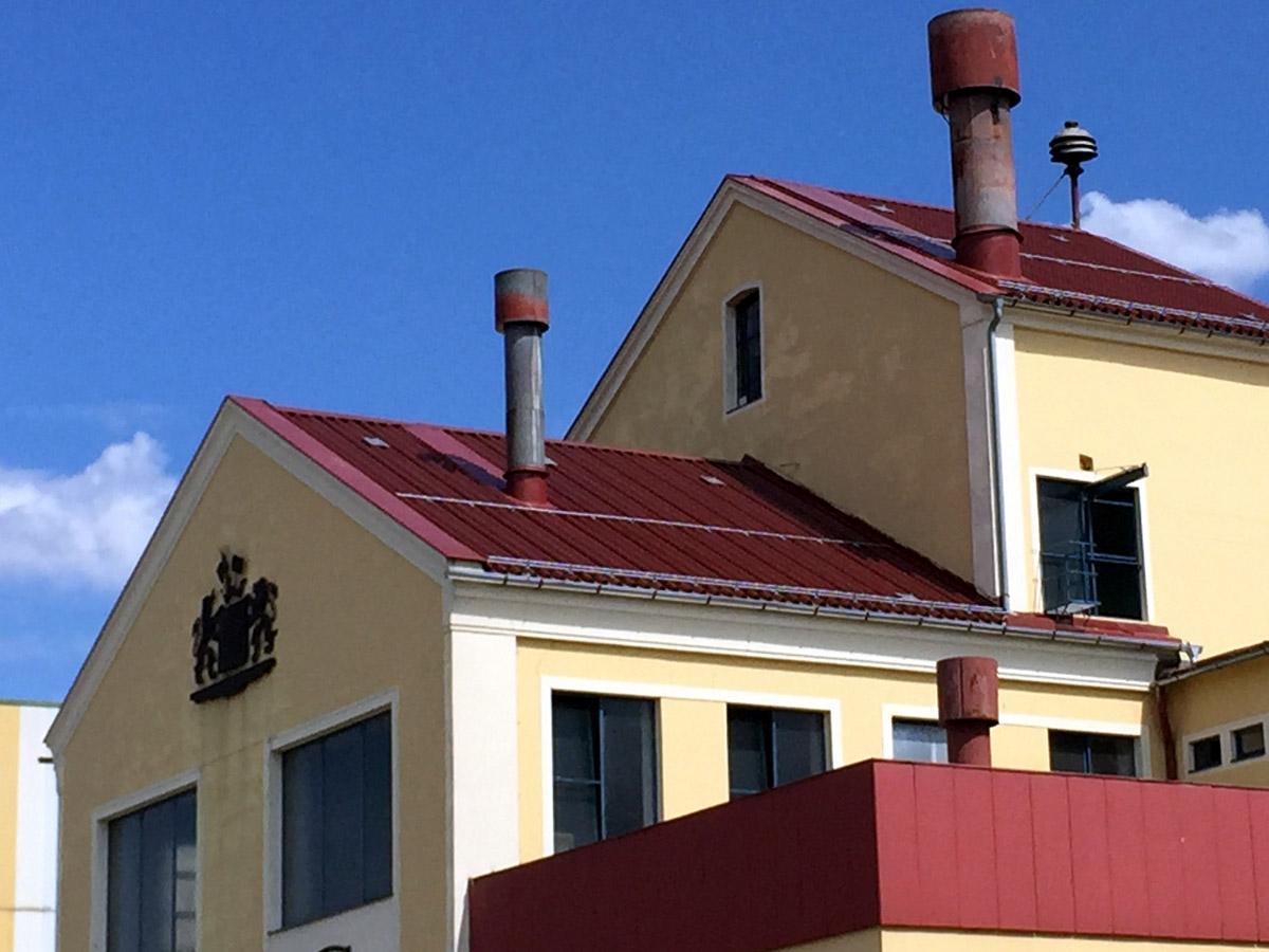 Profilbleche Dachdecker & Spengler Fischer - Graz