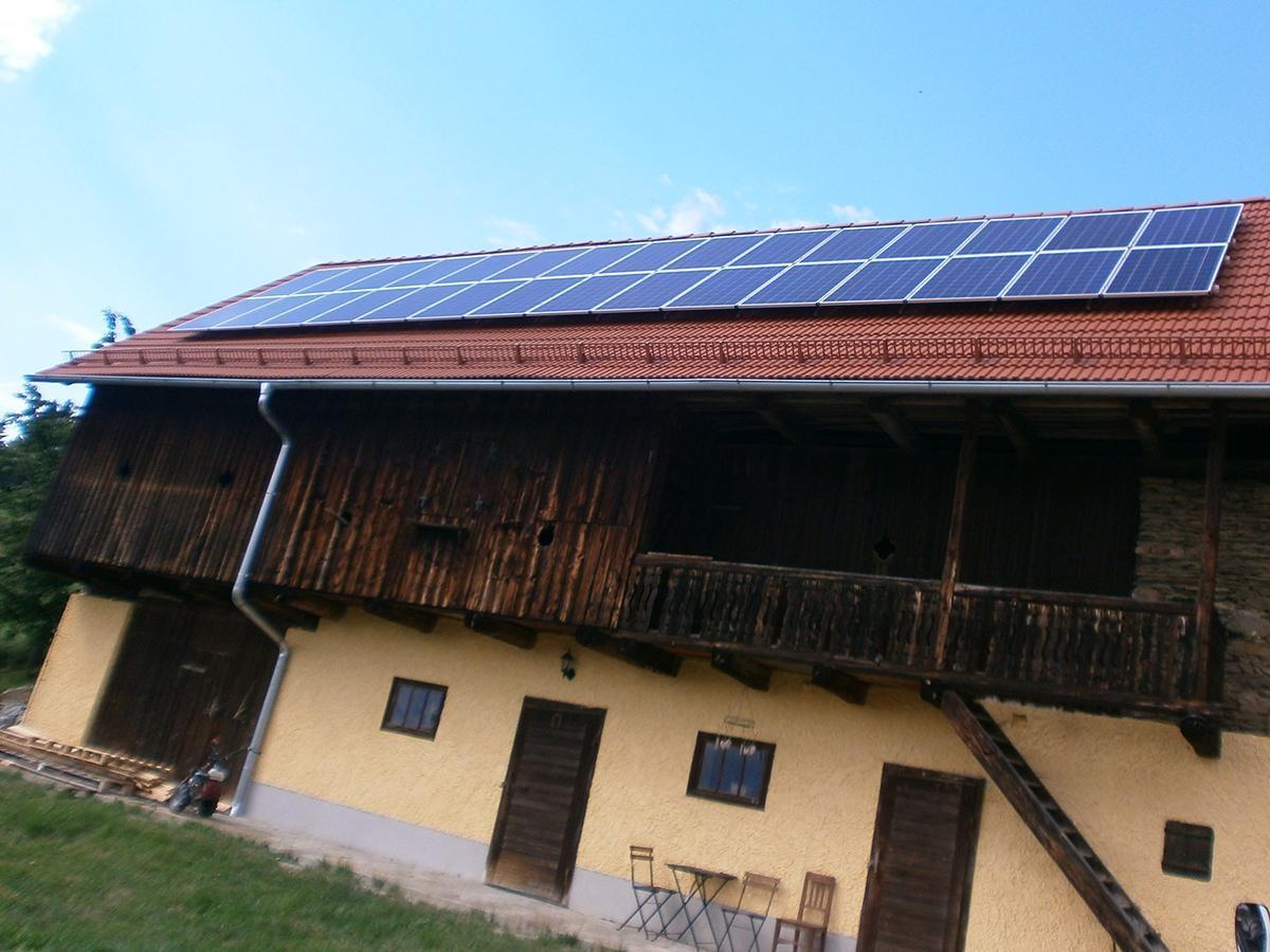 Photovoltaik Dachdecker & Spengler Bau & Dach - Graz
