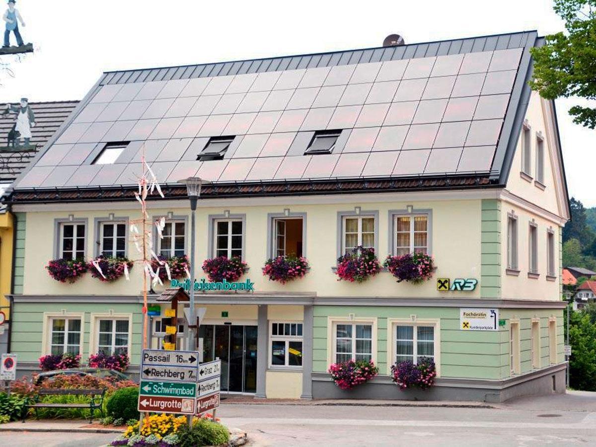 Steildach Dachdecker & Spengler Eisenberger - GU