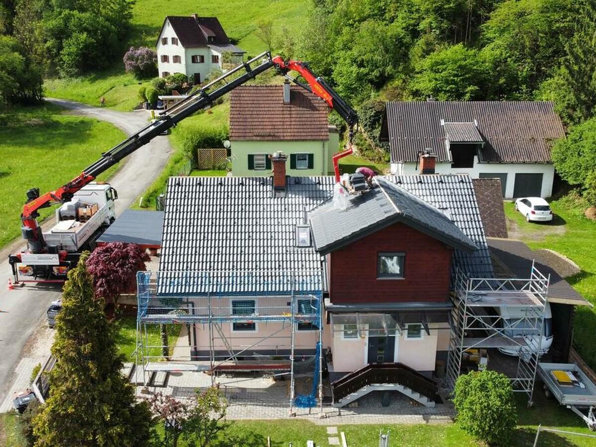 Steildach Dachdeckerei & Spengler Sajowitz Leoben