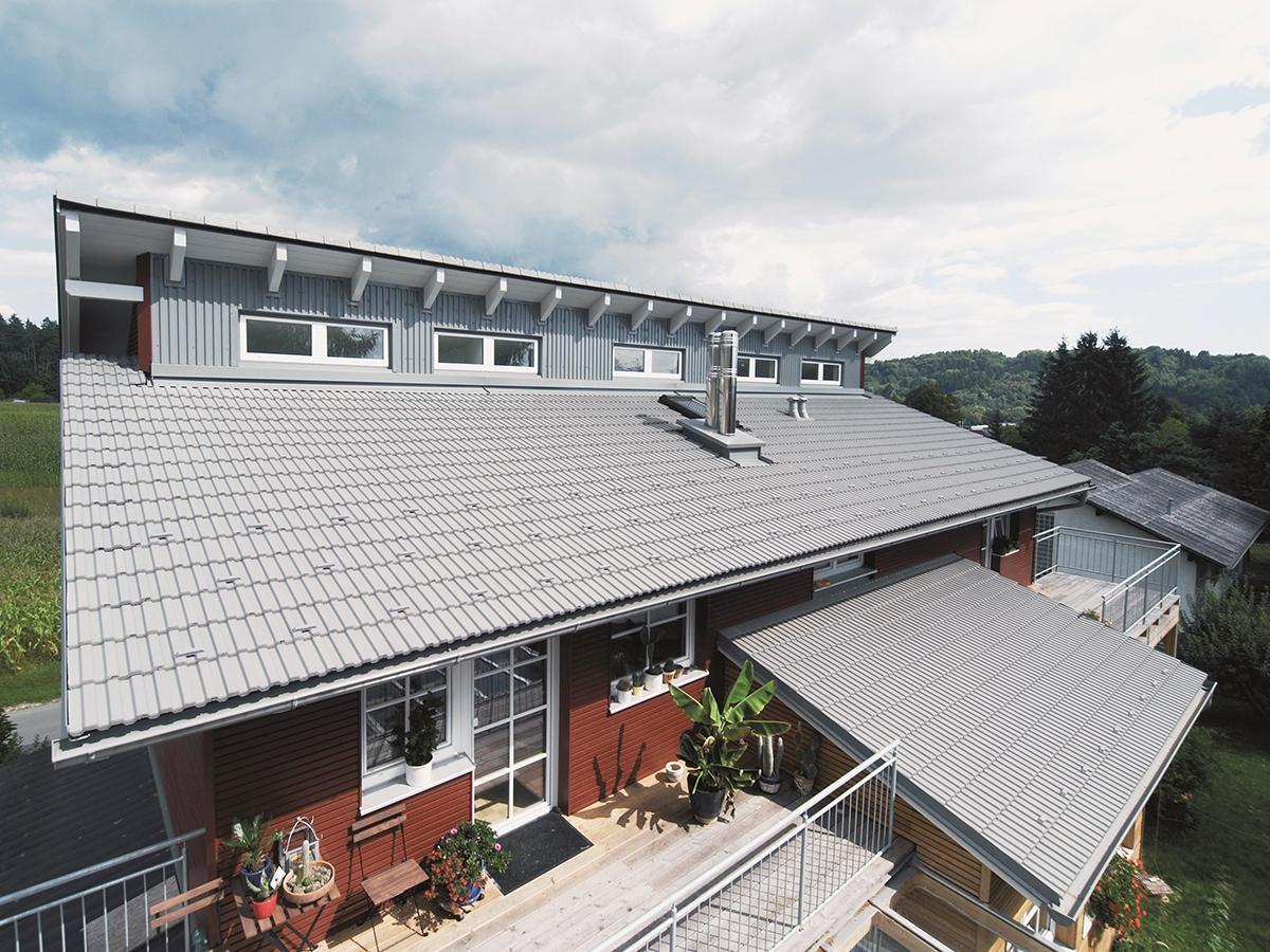 Steildach Dachdecker & Spengler Gamperl - Graz