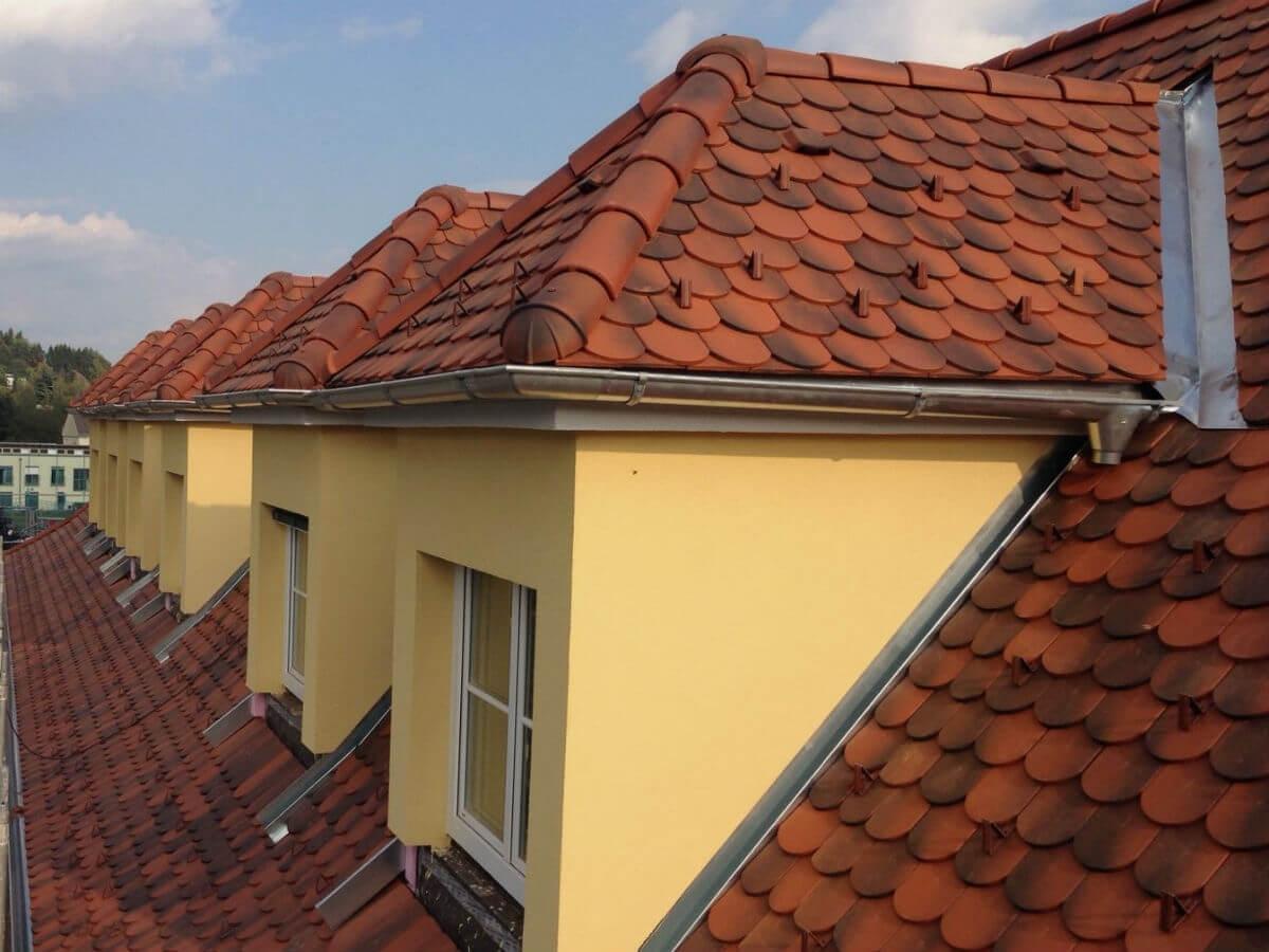 Steildach Dachdecker & Spengler Klammler - Passail