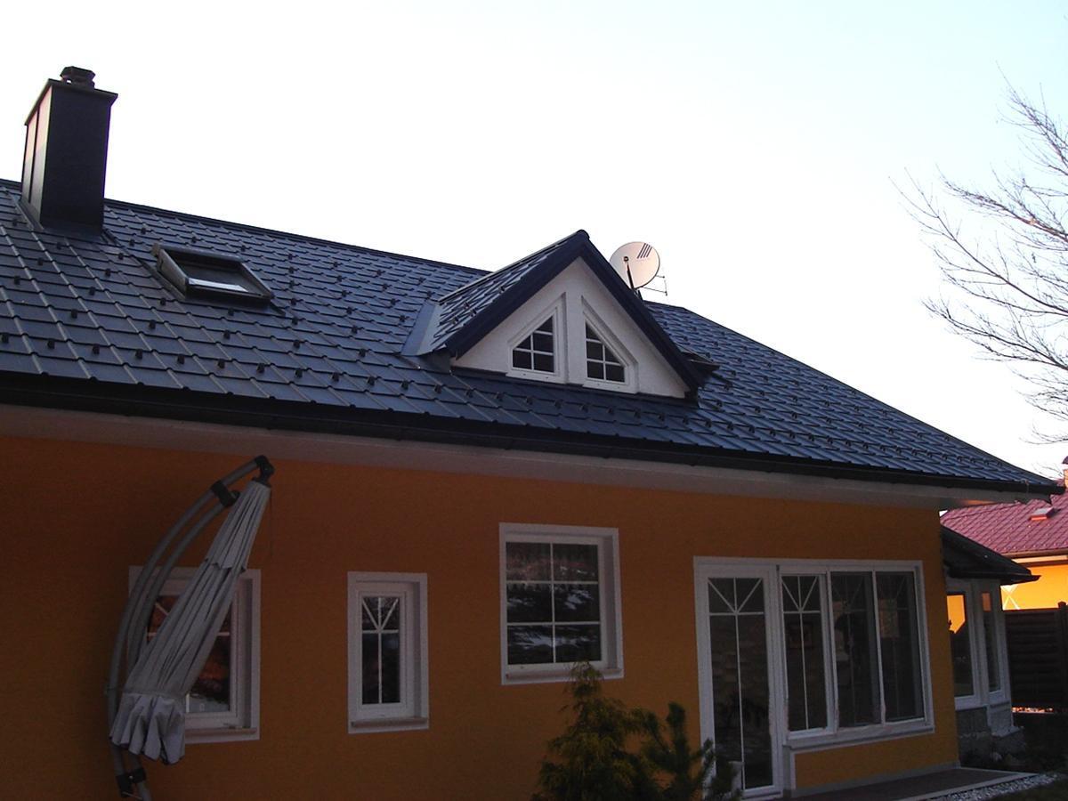 Steildach Spengler & Fassade TR Flachdachbau - GU