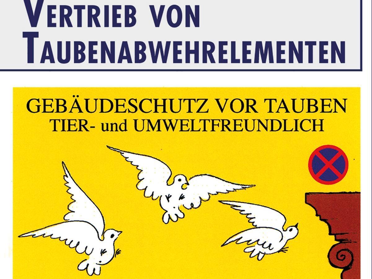 Taubenabwehr Dachdecker & Spengler Kocher - Graz